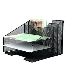 Desk Sorter Organizer Desk Organizer Tray Mesh Desk Organizer Tray Metal Mesh Desktop