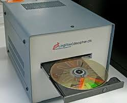 and hiv testing made possible with dvd scanners
