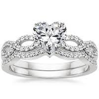 Heart Wedding Rings by Heart Shaped Engagement Rings The Handy Guide Before You Buy