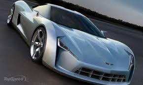 corvette c8 concept chevrolette is getting ready to build a mid engined corvette c8