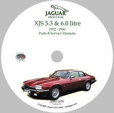 1989 jaguar xjs v12 convertible shop manual 28 images jaguar