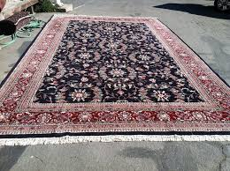 Bay Area Rugs 10 8x17 Indo Sarouk 1000 Area Rugs And Allergie Flickr