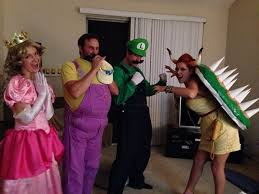 King Koopa Halloween Costume 23 Super Mario Luigi Costumes
