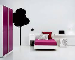 cool designs for bedroom walls 46