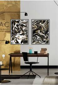 100 black white and gold home decor living room artistic black white and gold home decor aliexpress com buy black and white gold nordic poster modern