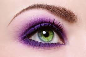 purple eye color what s the best eye shadow for your eye color