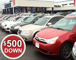 Used Car Dealerships Near Me No Credit