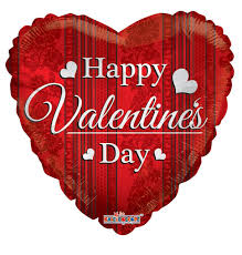 valentines day balloons wholesale 18 happy s day retro pattern mylar foil balloon