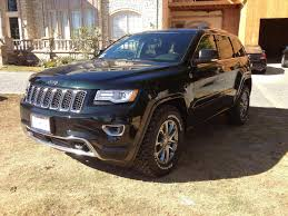jeep cherokee green the official black forest green grand cherokee diesel thread