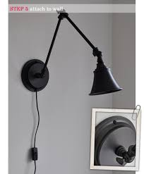 lovable overhead desk light the painted hive a desk lamp becomes a