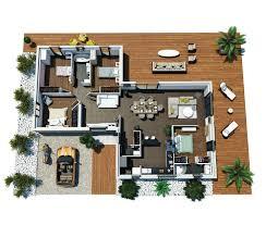 faire une chambre en 3d plan de construction d une maison de 4 chambres 3d maison moderne