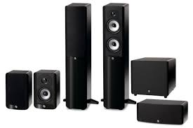 2 1 home theater speaker system boston acoustics a 250 5 1 home theater speaker system digital