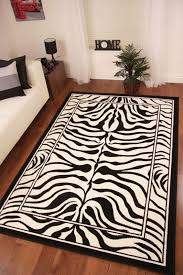 Brown Animal Print Rug Magnificent Zebra Runner Rug Non Skid Ottohome Brown Animal Print