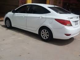 used hyundai accent 2012 used hyundai accent white 2012 for sale in riyadh for highest bid