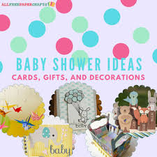 22 baby shower ideas cards gifts and decorations