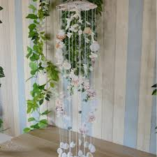 aliexpress com buy seashell wind chime voice of the sea spiral