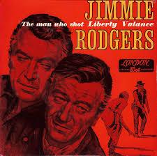 Ricky Valance Movie The Man Who Shot Liberty Valance U2013 Soundtrack Jimmy Stewart On