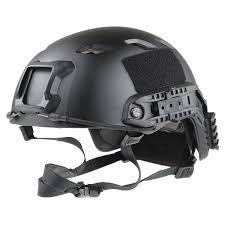 motorcycle helmets tactical lightweight ops core military helmet black adjustable