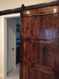The Barn Door Odessa Tx by Sliding Barn Door An Original Custom Cabinets Barn Doors Custom