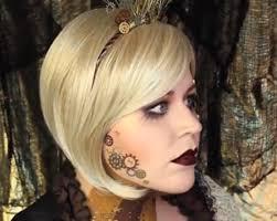 steunk cinderella makeup here for tutorial