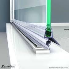 Shower Door Drip Rail And Sweep Luxury Shower Door Sweep Buy Shower Door Drip Rail Shower Door