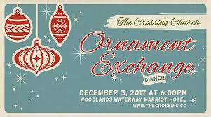 s ornament exchange 2017 the crossing church brushfire