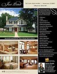 home listing flyers maximum xposure