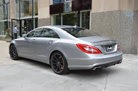 mercedes cls63 amg for sale 2014 mercedes cls cls63 amg s model stock b807a for sale