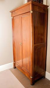 Armoire Closet Furniture Closet Armoire Wardrobe Closet Sold Oak Antique Wardrobe Or