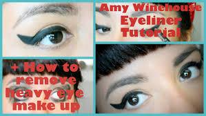 Eyeliner Meme - amy winehouse eyeliner tutorial youtube