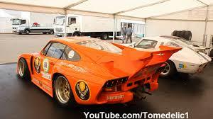 porsche 935 k3 4x porsche kremer 935 k3 turbo big flames and backfire youtube