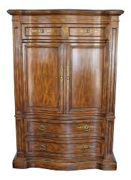 drexel heritage grand villa french regency armoire chairish