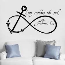 Chalkboard Love And Hope Anchors - best love anchors the soul products on wanelo