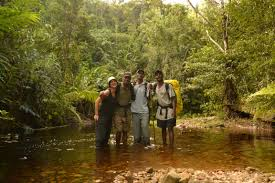 walking from maroantsetra to andapa 9 days in madagascars