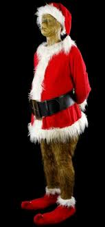 cool grinch who stole costume grinch costumes