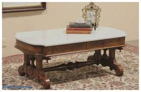 antique oval marble top coffee table living room impressive antique oval marble top coffee table