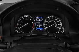 lexus es sedan 2017 2016 lexus es350 gauges interior photo automotive com