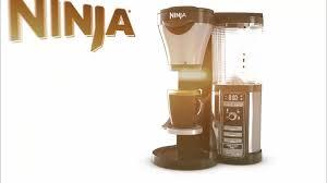 ninja coffee bar clean light wont go off ninja coffee bar auto iq brewer with glass carafe cf080 walmart com