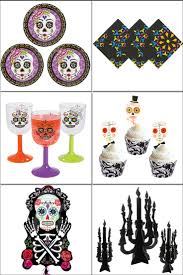 71 best day of the dead halloween party ideas images on pinterest