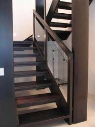 Glass Staircase Design Captivating Wood Glass Stairs Design Wood And Glass Staircases