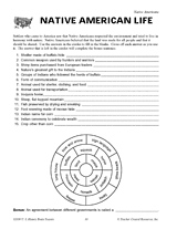pilgrim rebus colonial times printable 5th 8th grade