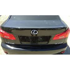 2007 Lexus Is250 Interior 2007 Lexus Is250 Parts Car Black With Black Interior 6 Cylinder