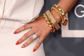 top 5 2013 u2013 55th annual grammy awards manis nail trends by