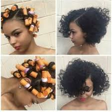 short roller set hair styles amazing roller set on natural hair roller set hair style and