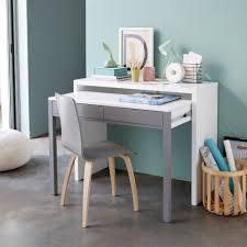 mettre sur le bureau bureau console 2 tiroirs la version console un meuble élégant à