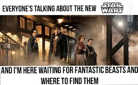 Fantastic Memes - waiting for fantastic beasts and where to find them imgur