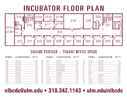 business floor plan samples