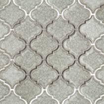Arabesque Backsplash Tile by Frosty Morning Arabesque Glass Tile Tilebar Pinterest