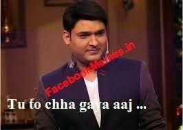 Photo Comment Memes - chha gaya aaj happy memes kapil rajnikant vs cid jokes funny