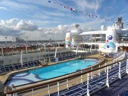 Largest Cruise Ship Will The Biggest Cruise Ship Ever Built Change Cruising Forever